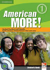 American More! Level 1 Student's Book with CD-ROM by Christian Holzmann, Jeff Stranks, Gunter Gerngross, Herbert Puchta, Peter Lewis-Jones (Mixed media product, 2010)