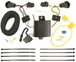 s l300 trailer hitch wiring kit fits 2014 2017 kia sorento harness plug hitch wiring kit at aneh.co