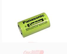 A Panasonic Ni-Cd Sub C N-1900SCR 1.2V 1900mAh Battery W/tabs 2.9A Fast charge