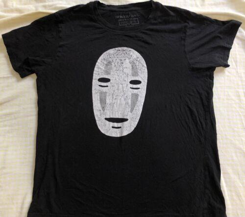 Spirited Away T Shirt Men's XL Bioworld Studio Ghi