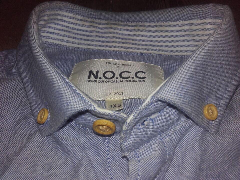 Skjorte, bomuld, NOCC