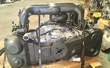 2010 subaru forester engine
