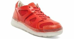 best value 4a9bd 4ef02 Details about ALEXANDER McQUEEN PUMA MCQ MOVE LO LEATHER SNEAKERS MADE IN  ITALY SIZE 12