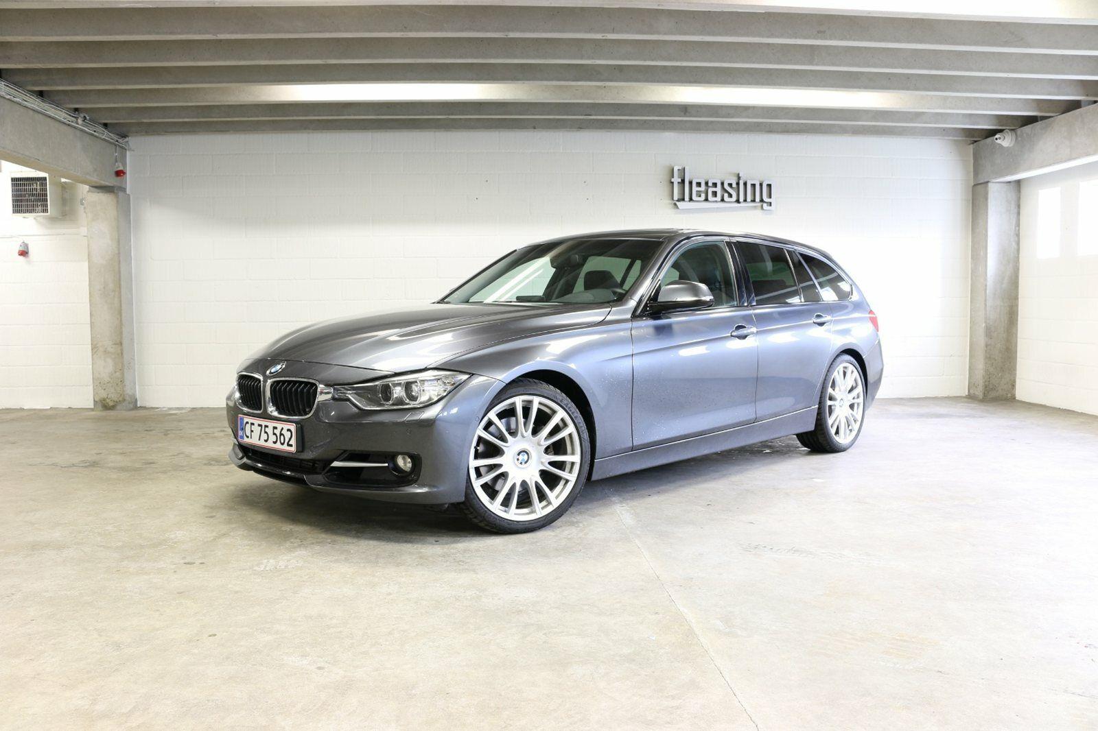 BMW 330d 3,0 Touring aut. 5d - 2.396 kr.