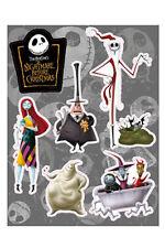 Nightmare Before Christmas Magnet Aimants Pack B L'étrange Noël de Mr Jack