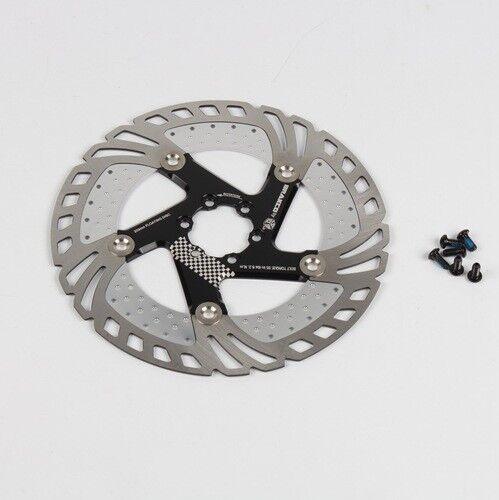 BRAKCO MTB Mountain bike Brake Disc DR-11FA Floating Rotor 160//180//203mm Rotors