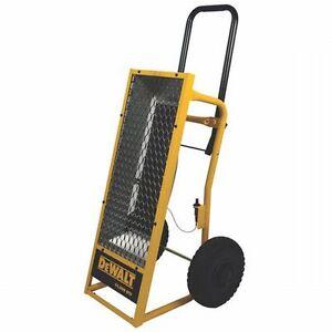 Dewalt Propane Radiant Heater 45 000 Btu 21071 Ebay