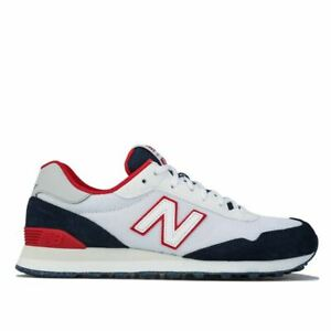 Men's New Balance 515 Classic Lace up Lightweight Cushioned Trainers in Grey