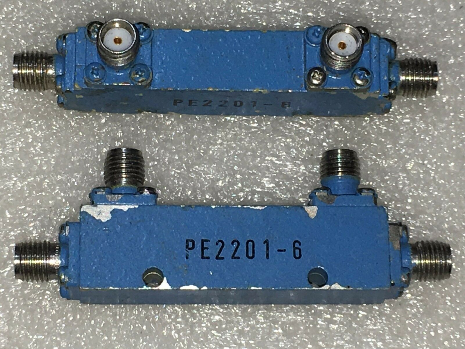 F 30 dB,50 W SMA MCLI C2-30 1 to 2 GHz Miniature Directional Coupler.Tested!
