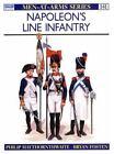 Men-At-Arms: Napoleon's Line Infantry 141 by Philip J. Haythornthwaite (1983, Paperback)