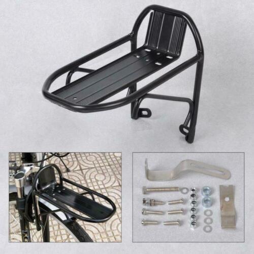 Vélo Bicyclette avant Support Bagage Étagère Porte-bagages Support 10KG/_