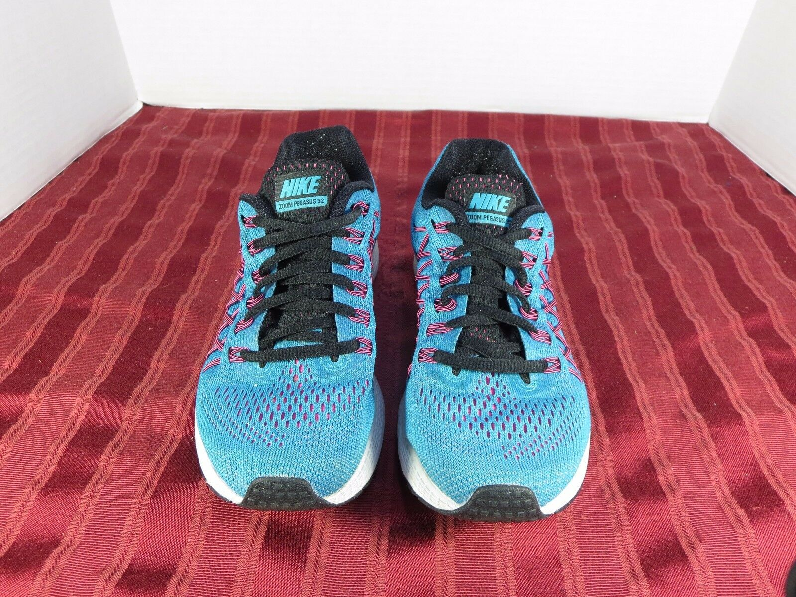 Nike Air Zoom Pegasus 32 Running Fitness CrossFit CrossFit Fitness Jogging Shoes Women Size 6.5 d527f8