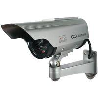Sunforce Solar Decoy Security Camera W/ Solar Panel & Led Light 82340 on Sale