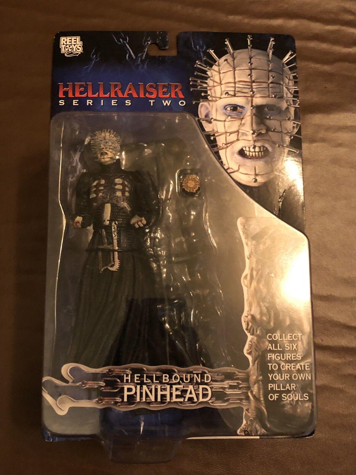 NECA Hellraiser Series 2 Pinhead Hell bound  AFHRS2 73