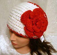Winter Women Ear Warmer Head Wrap Fashion Crochet Headband Knit Flower