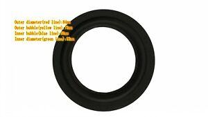 2pcs-3-5-034-inch-75A-rubber-edge-Speaker-surround-Home-Audio-repair-Parts