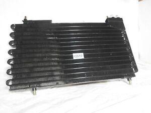 Radiator Condenser Conditioned Air Conditioning HYUNDAI Coupe 1998