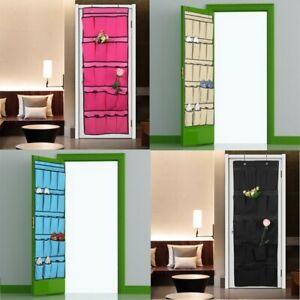 20-Pocket-Over-the-Door-Shoe-Organizer-Space-Saver-Rack-Hanging-Storage-Hanger