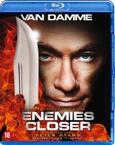 MOVIE-Enemies Closer [Region 2] - Dutch Import (US IMPORT) Blu-Ray NEW