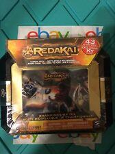 Redakai Large Championship Tin 43 X-Drives Battlefield Accessories New Sealed