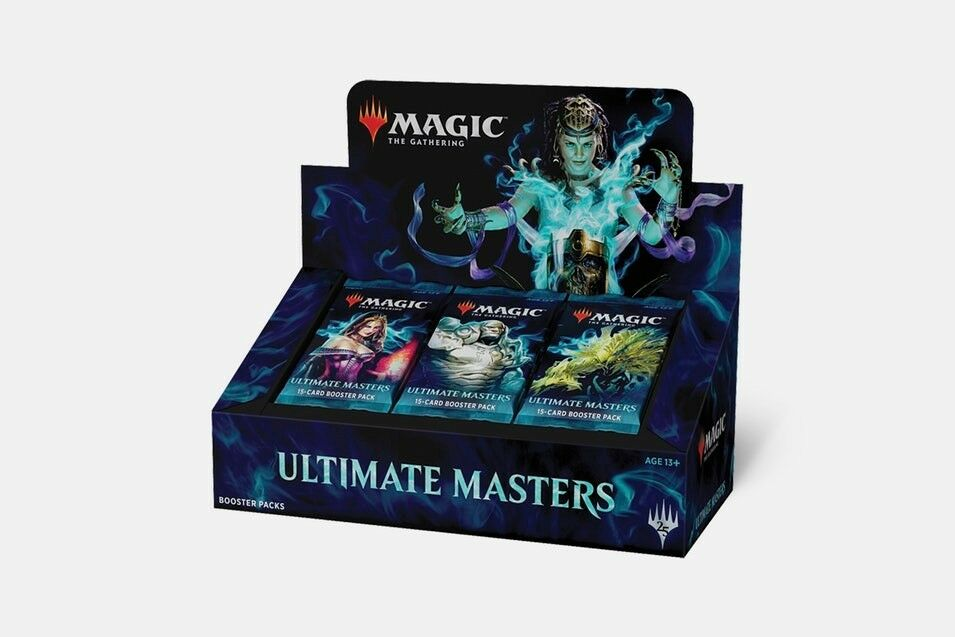 Ultimate Masters Booster Box  MTG - FAST SHIPPING