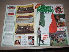 GUERIN SPORTIVO=N.48 1977 LXV=TANGERINE DREAM=I RIBELLI=FILM DEL CAMPIONATO