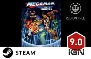Details about Mega Man Legacy Collection [PC] Steam Download Key - FAST  DELIVERY