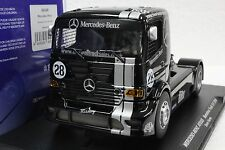 FLY 202105 MERCEDES BENZ ATEGO RACE TRUCK NEW 1/32 SLOT CAR IN DISPLAY CASE