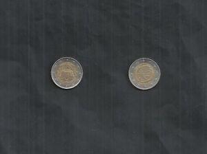 2 Centimes - 2 € Cap/spéciaux Pièces Autriche 2002-2018, Sélection Garanti/circulation-nzen Österreich 2002-2018, Auswahl Bankfrisch/umlauf Fr-fr Afficher Le Titre D'origine Nouveau Design (En);