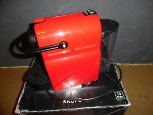 KRUPS-Nespresso-Inissia-XN-1005-Capsula-rigida-Capsula-macchina-macchina-da-caffe-ruby-rosso