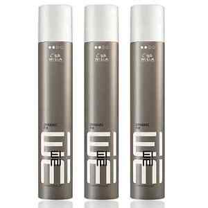 3x500ml-Wella-Professionals-Eimi-Dynamic-Fix-45-Sek-Haarspray
