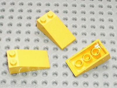 set 7141 8813 5582 6187 7249 7259 LEGO Star Wars Yellow Slope brick ref 30363