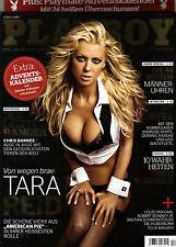Playboy Dezember/12/2010  TARA REID + Adventskalender!