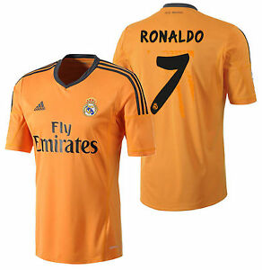 b13b53ce18e Image is loading ADIDAS-CRISTIANO-RONALDO-REAL-MADRID-THIRD-JERSEY-2013-