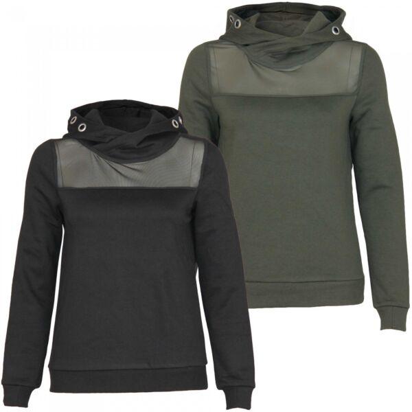 Only Damen Kapuzenpullover Sweatshirt | Top Qualität und Tragekomfort