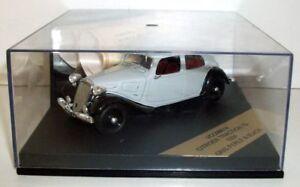 gris Citroen Traction 7 a 1934