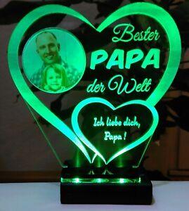 Bester Bruder Vatertag Geschenk Geburtstag Liebe *LED-Licht