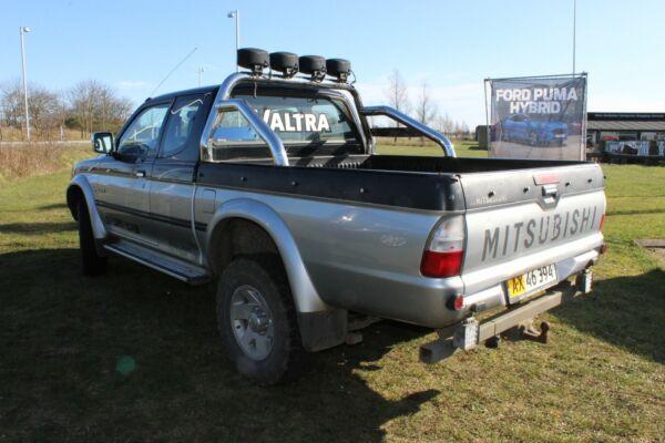 Mitsubishi L200 2,5 TD 4x4 - billede 1