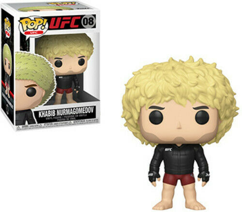 Khabib Numagomedov - Funko Pop! Ufc: (Toy New)