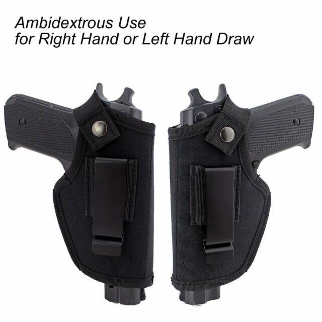 Nylon Hip Belt Gun holster for Smith /& Wesson 4026,4043,4046,4516,4536