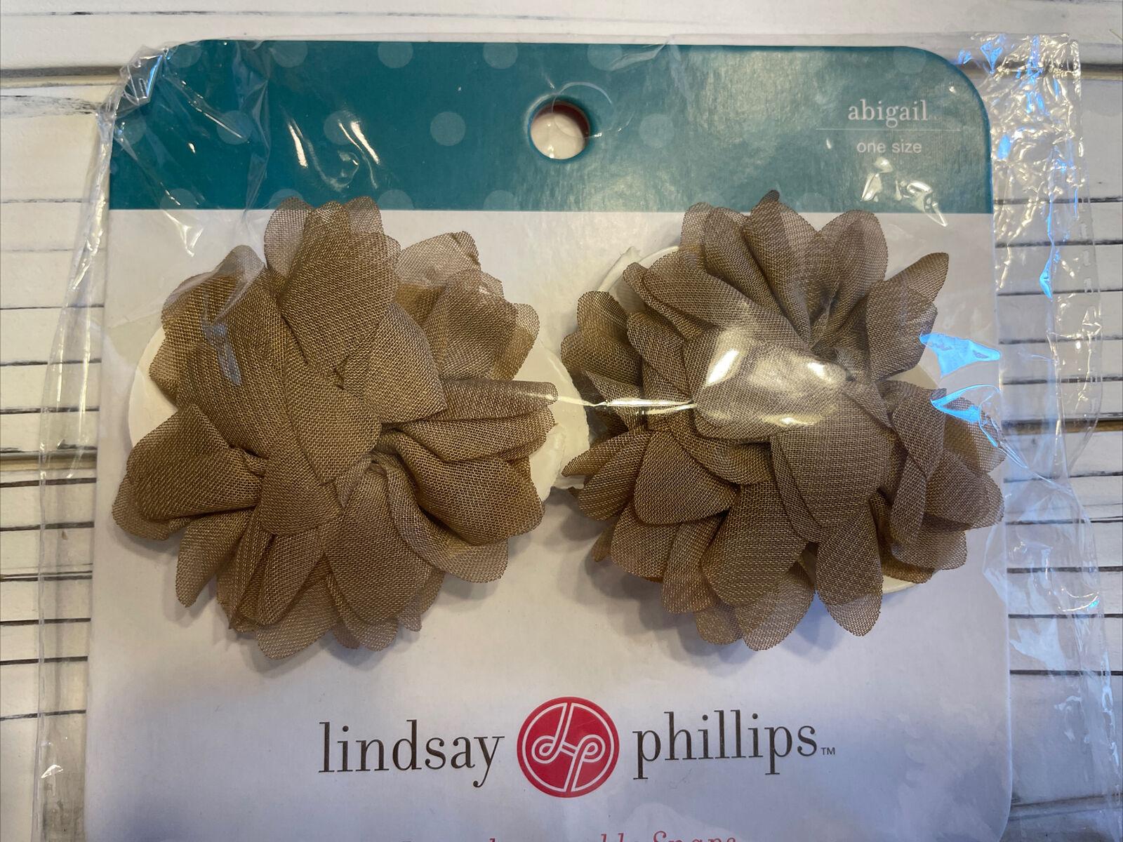 Lindsay Phillips Interchangeable Snaps Abigail shoe charms
