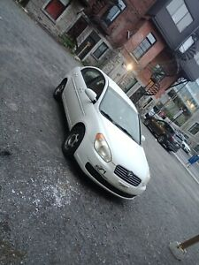 Hyundai Accent 2006 automatic