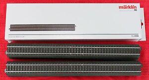 Marklin-24360-C-Track-Super-Long-Straight-360mm-New-Box-of-10-Fast-US-Shipping