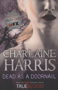 Sookie-Stackhouse-Dead-as-a-doornail-by-Charlaine-Harris-Paperback