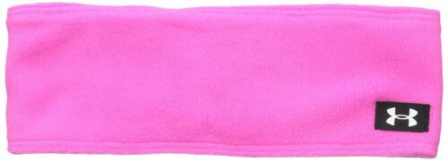 Under Armour Womens Headband Pink 1260560 652