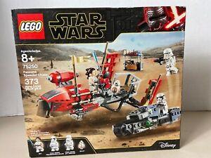 Pasaana Speeder Chase 75250 373 pcs LEGO® Star Wars™ Episode IX