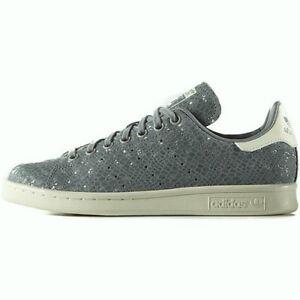 ADIDAS-Stan-Smith-Women-039-s-Sneakers-S77345-Light-Onix-White-sz-8-5-10-11