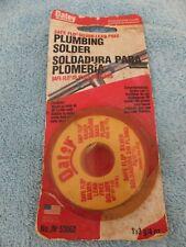Oatey Safe Flo Silver Lead Free Plumbing Solder 4 Oz Professional Grade No 53062