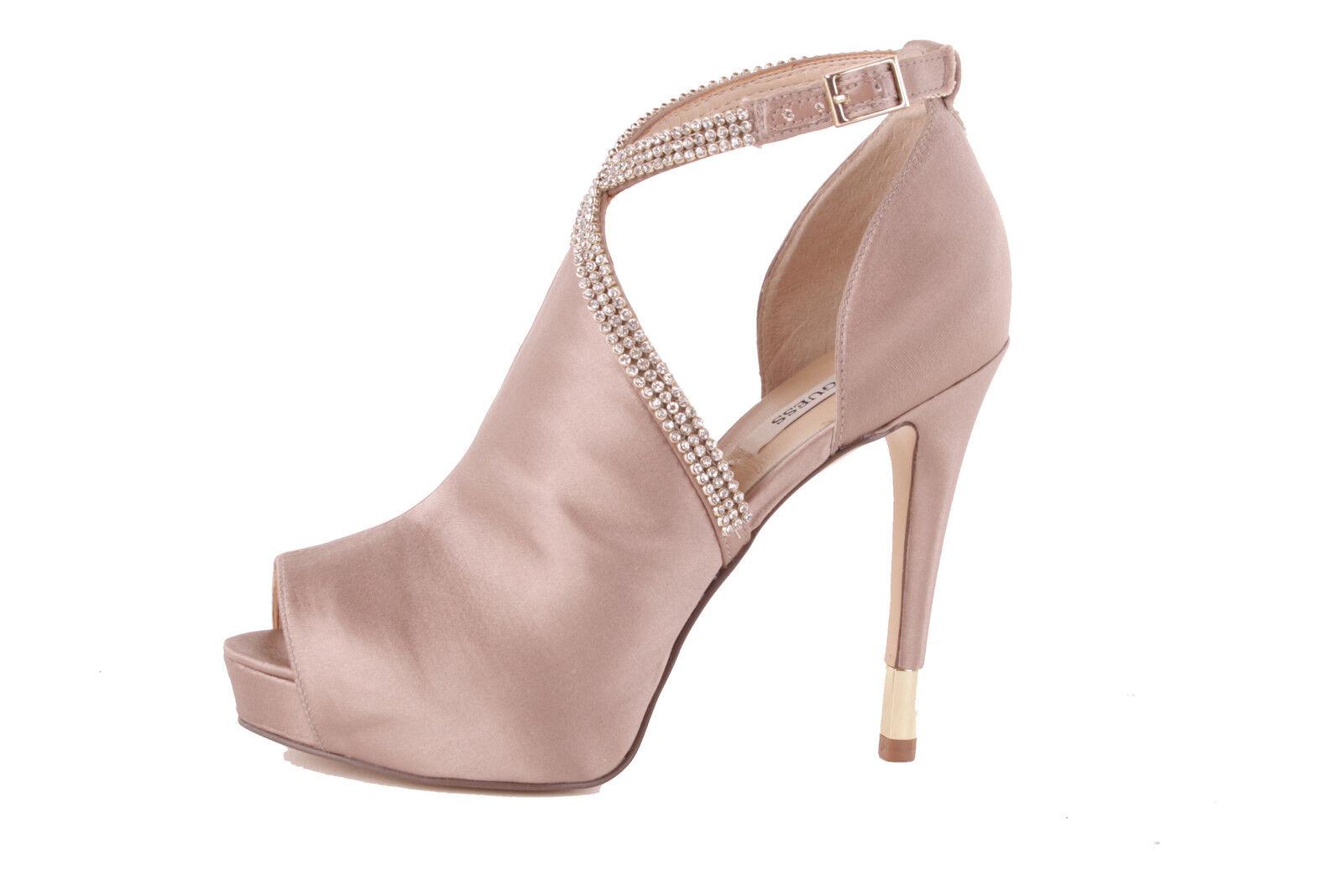GUESS Damen Damen GUESS Pumps Highheels Stilettos Beige#513 0fcb3d