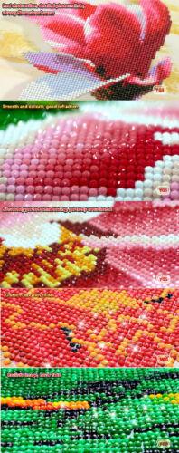 5D DIY Diamant Peinture Kits Paysage Broderie Point De Croix Décor À La Maison